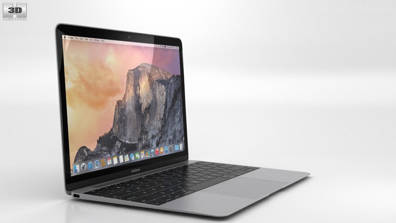 Apple Macbook Space Gray