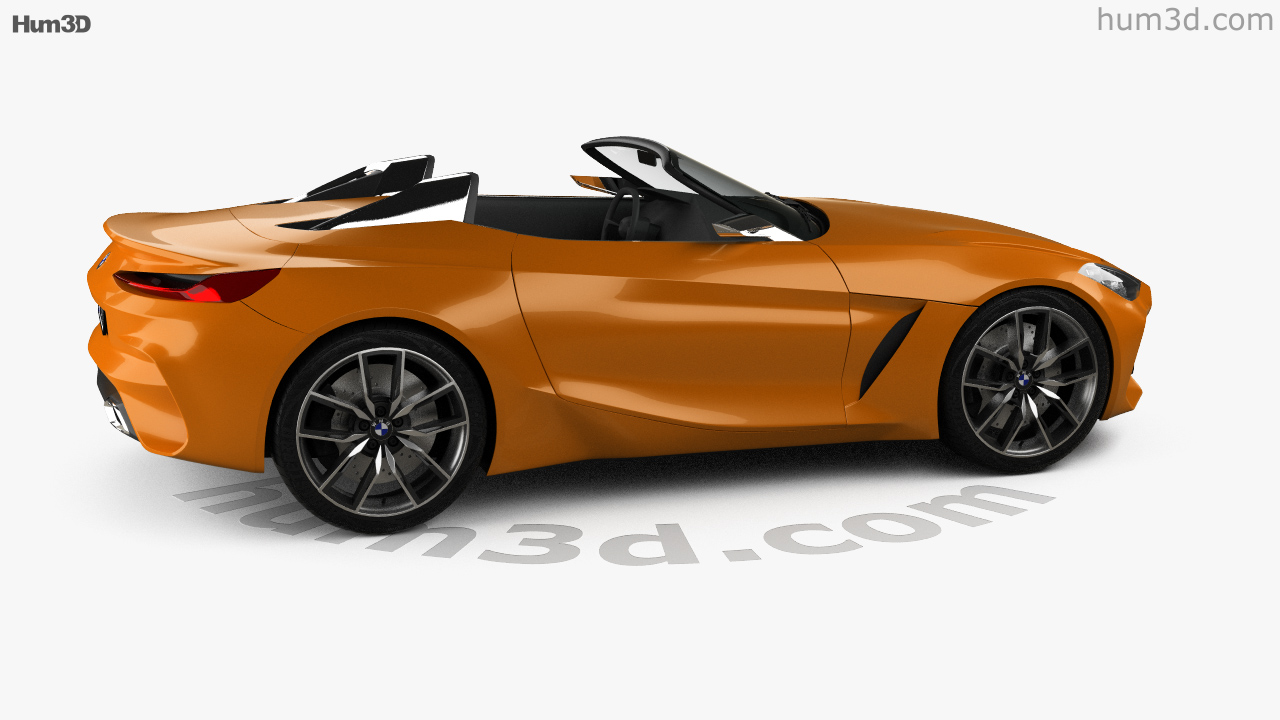 The Bmw Z4 Concept Page 12