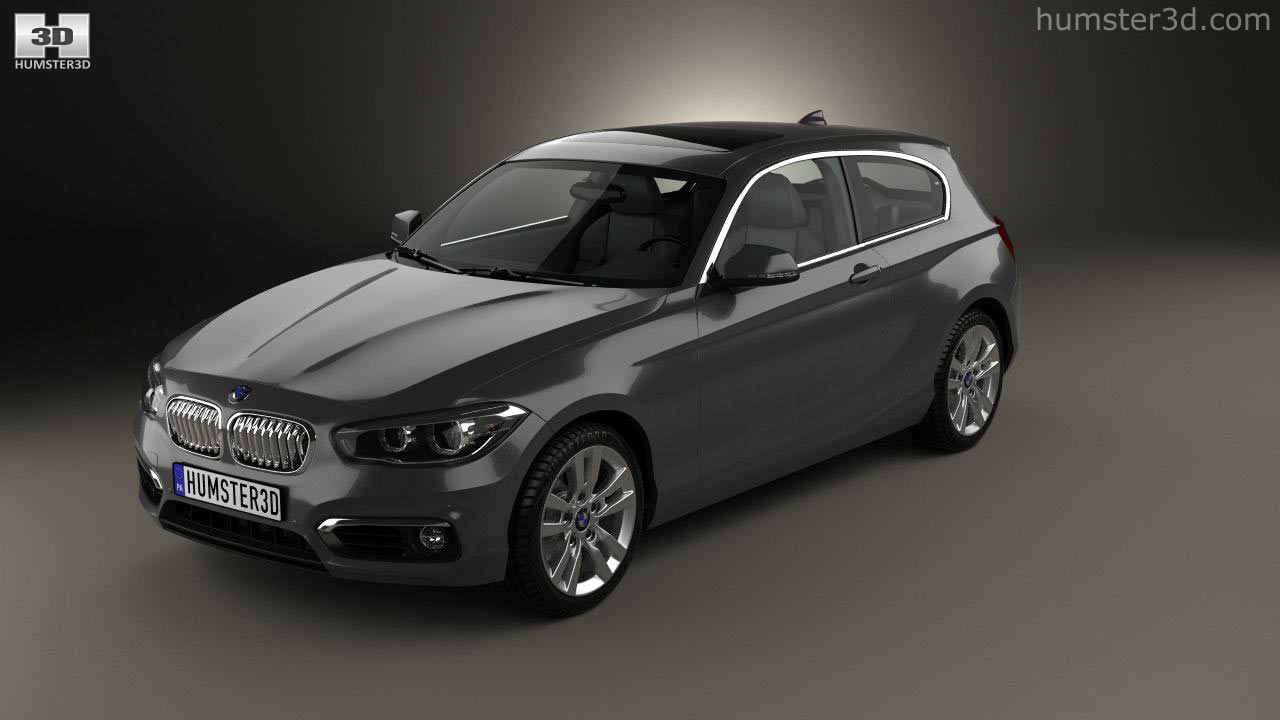 Bmw 1 series 3 door black galleria di automobili for 135i 3 door