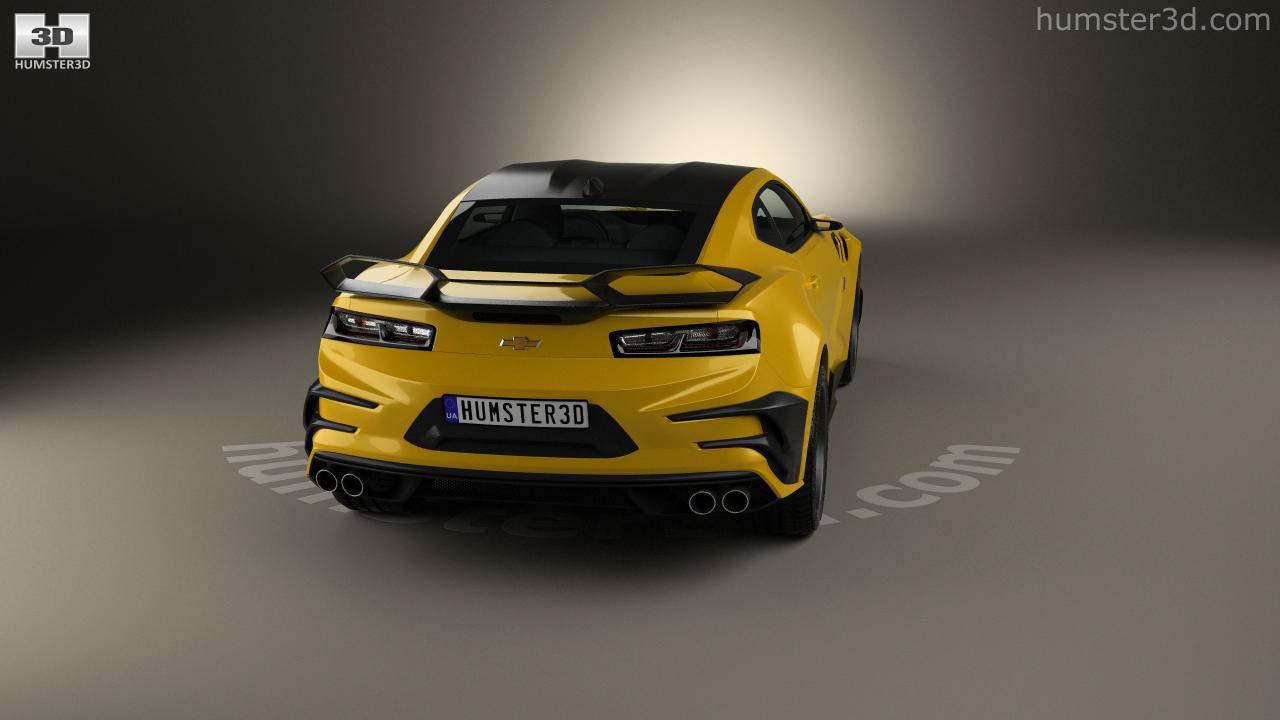 Chevrolet Camaro Blebee 2017 Model