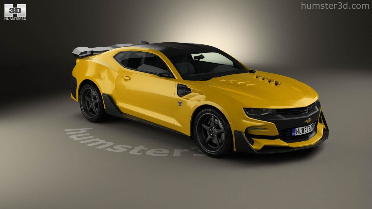 Chevrolet Camaro Blebee 2017 Model