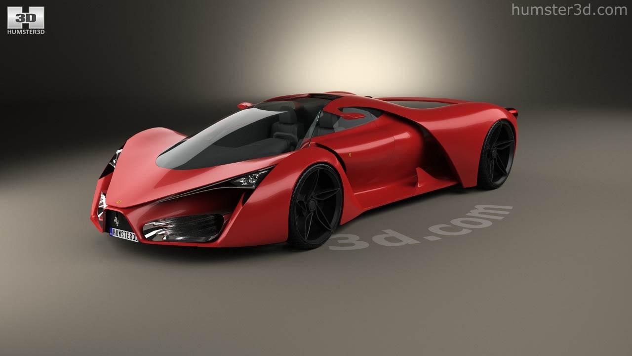 Ferrari f80 2016