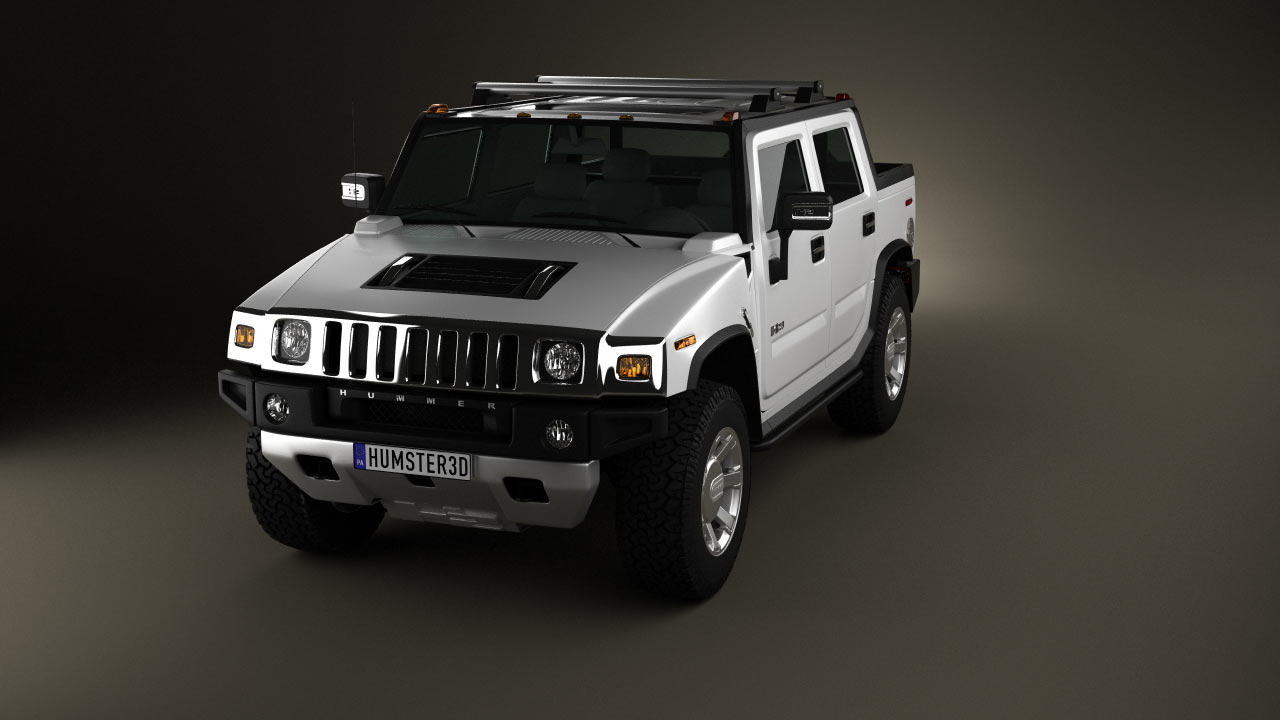 360 view of hummer h2 sut 2011 3d model hum3d store hummer h2 sut 2011 3d model vanachro Image collections
