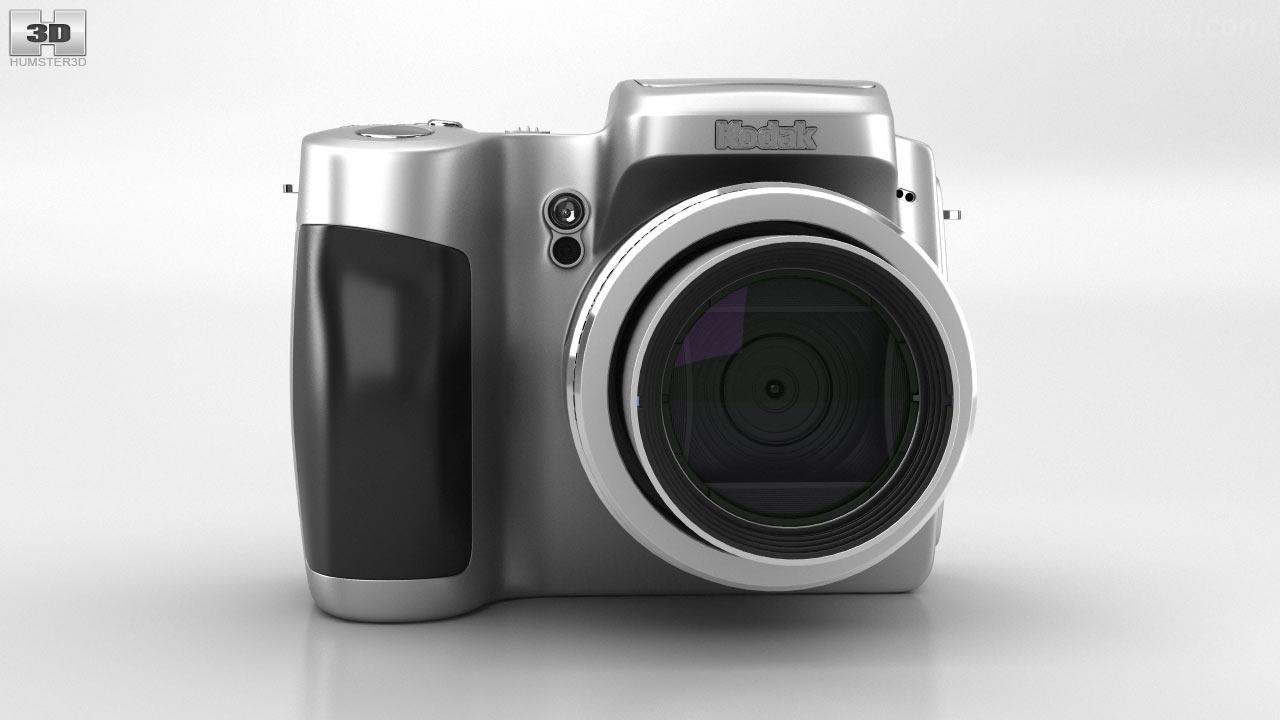 Kodak EasyShare Z740 Zoom 3d model