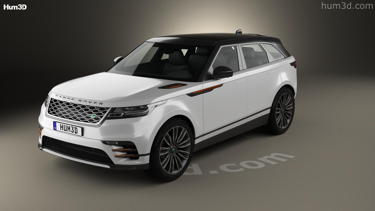 Land Rover Range Velar 2018 Model