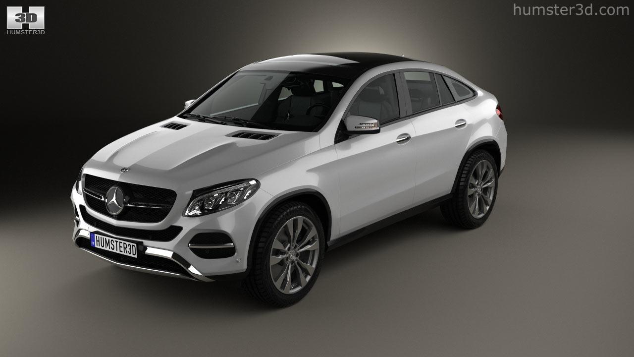 mercedes benz classe gle coupe id e d 39 image de voiture. Black Bedroom Furniture Sets. Home Design Ideas
