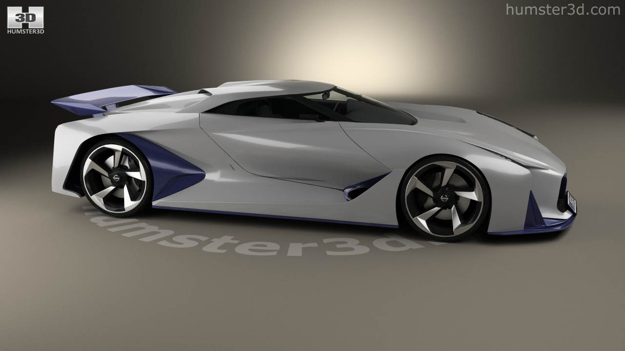360 view of nissan 2020 vision gran turismo 2014 3d model hum3d store nissan 2020 vision gran turismo 2014 3d model sciox Gallery