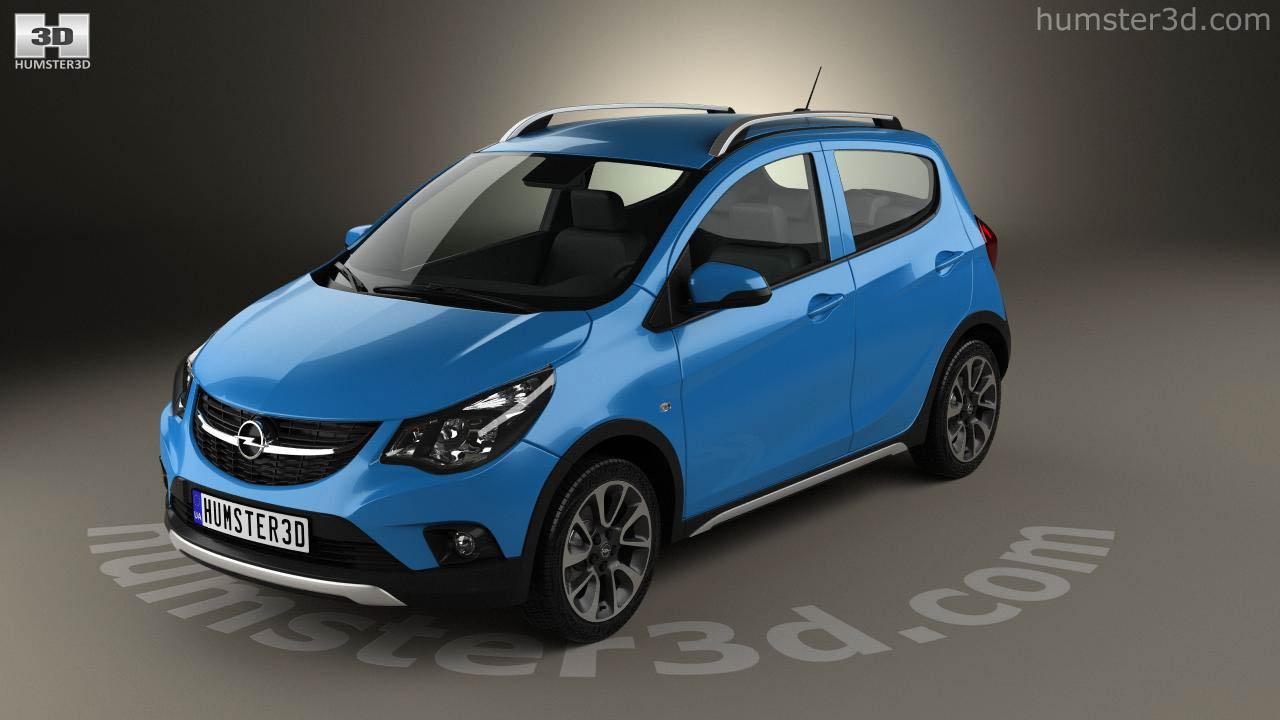 100 Opel Karl Interior Opel Karl Rear View At 2015