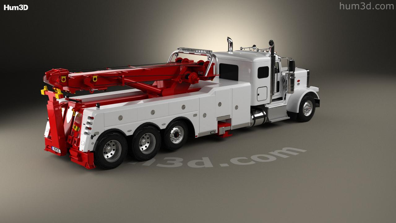 360 view of peterbilt 388 wrecker truck 2014 3d model hum3d store peterbilt 388 wrecker truck 2014 3d model sciox Image collections