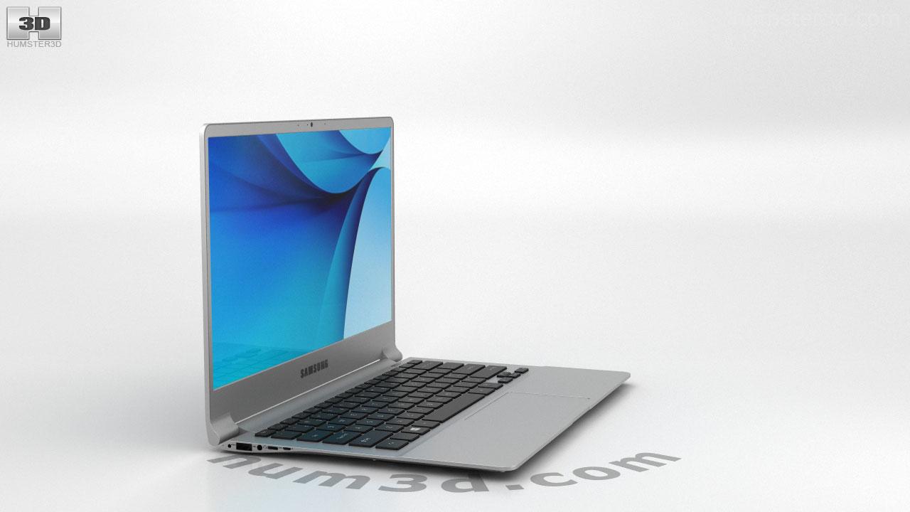 Notebook samsung 10 inch - Samsung Notebook 9 15 Inch 3d Model