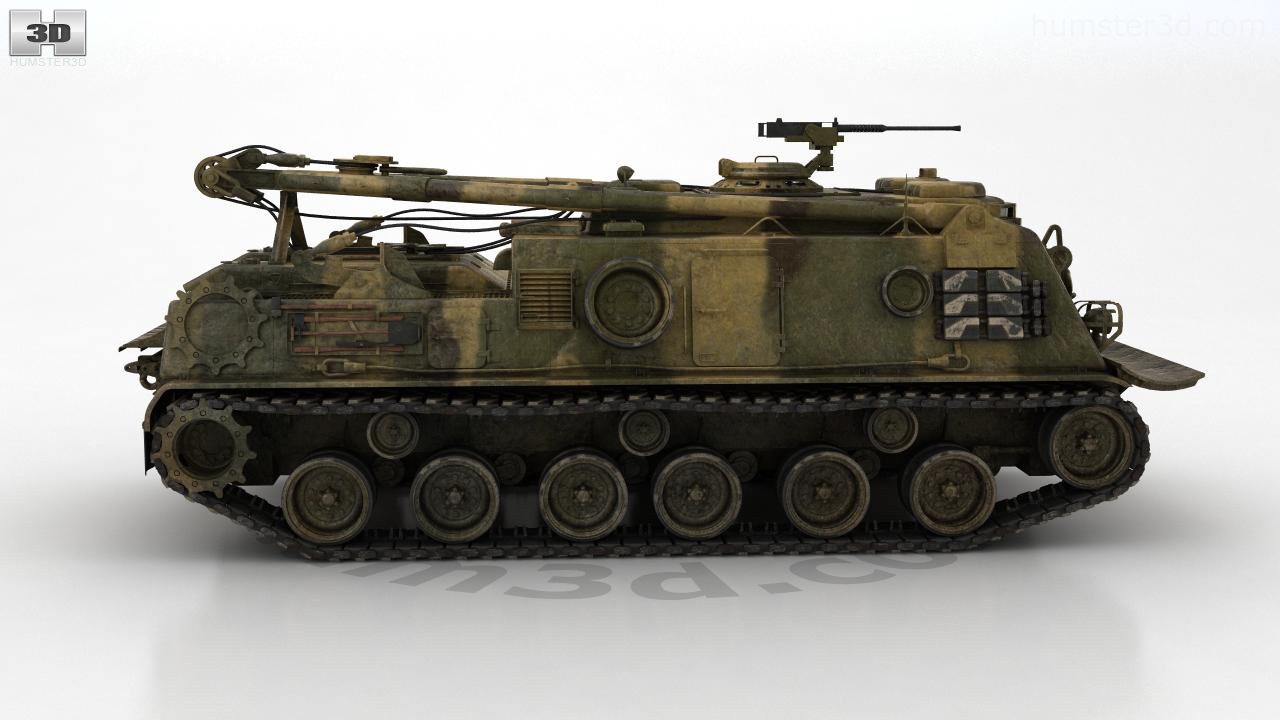 360 view of m88 recovery vehicle 3d model hum3d store m88 recovery vehicle 3d model reheart Images