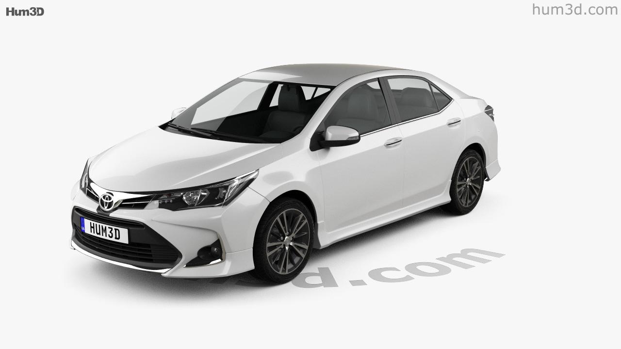 Toyota Corolla Sport 2018 Model
