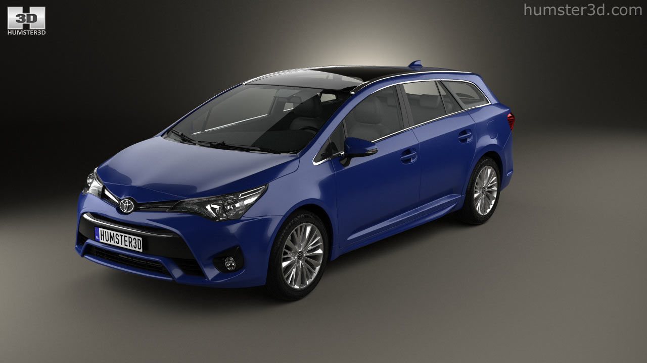 Toyota Avensis T270 Wagon 2016 Model