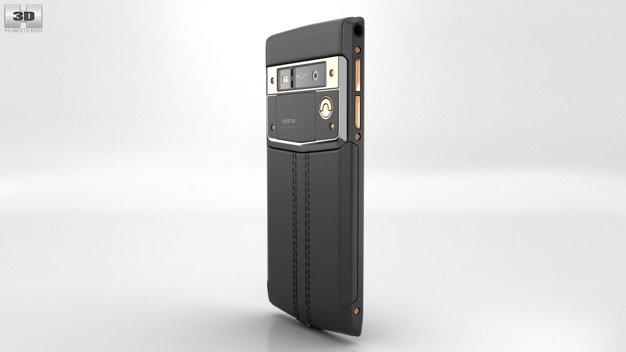 Характеристики Vertu Signature Touch Pure Jet Red Gold