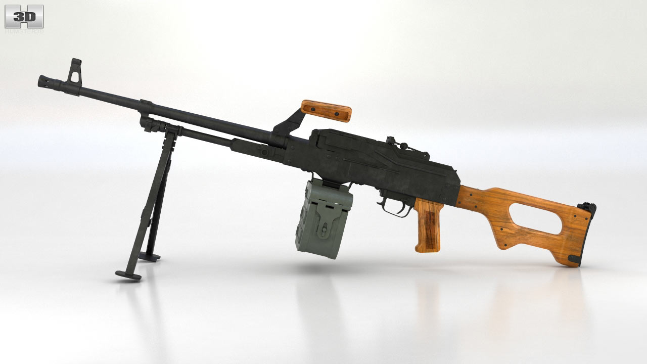 pkm 3d model