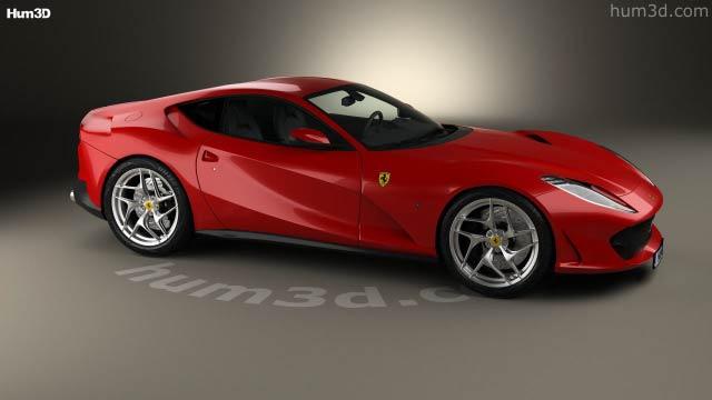 Ferrari models 2017