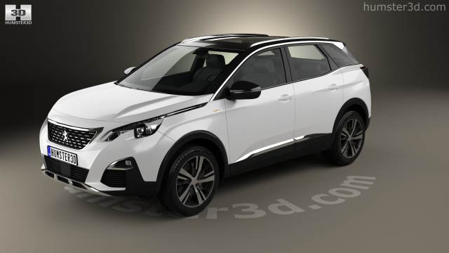 suv 3008 peugeot 2016 peugeot revealed a new suv look. Black Bedroom Furniture Sets. Home Design Ideas